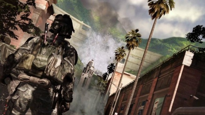 Call of Duty � Ghosts ©Activision