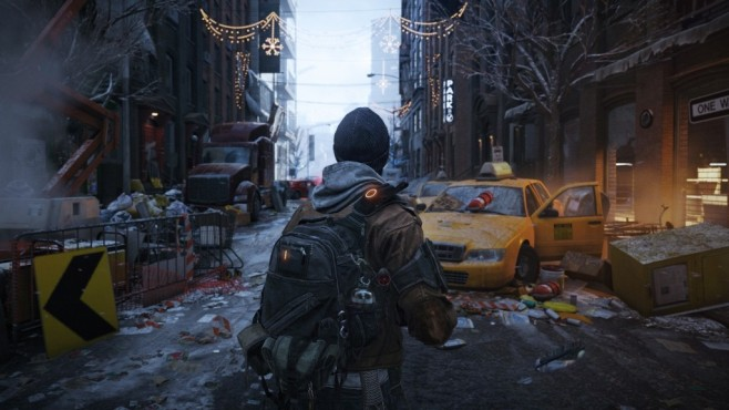 Tom Clancy�s The Division ©Ubisoft