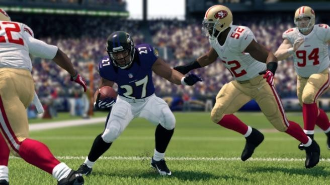 Sportspiel Madden NFL 25: © Electronic Arts