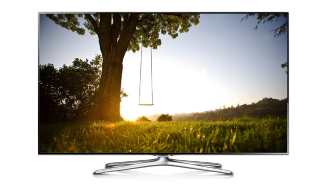 55-Zoll-TV Samsung UE55F6500 © Amazon
