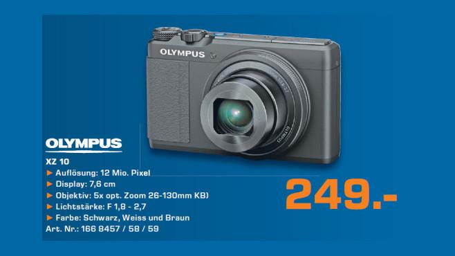 Olympus XZ-10 ©Saturn