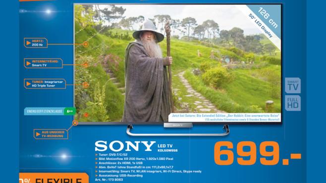 Sony KDL-50W656 ©Saturn