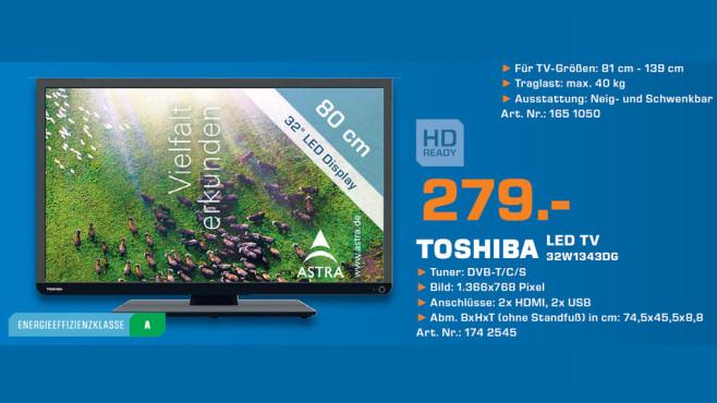 Toshiba 32W1343 ©Saturn