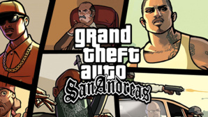 GTA � San Andreas: Logo ©Rockstar Games