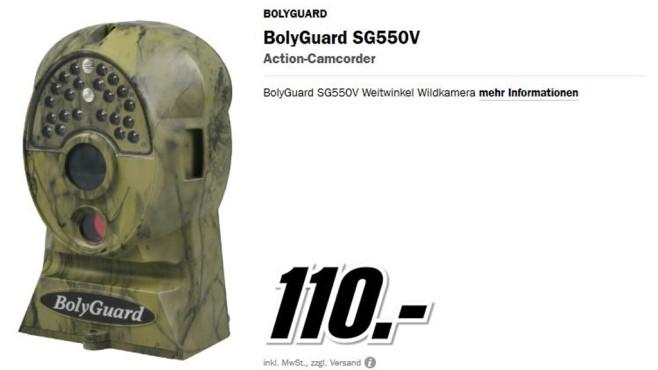 D�rr BolyGuard SG550V ©Media Markt