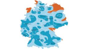 DAB-Plus-Empfang in Deutschland ©COMPUTER BILD