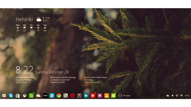 Windows 10 Light Preview by~AshishSaini GK Indu © RMNSkin