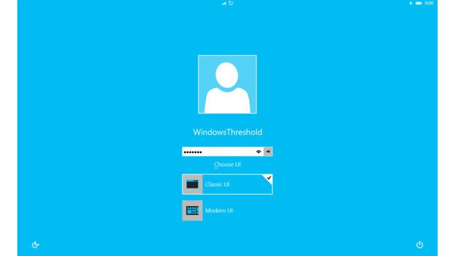 Windows 10 / Threshold - Classic UI © nik255