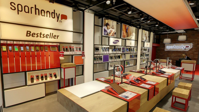 Lengeschäft Köln sparhandy de eröffnung des flagship stores zum black friday