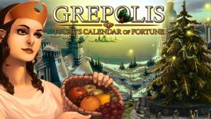 Grepolis: Weihnachts-Event ©InnoGames