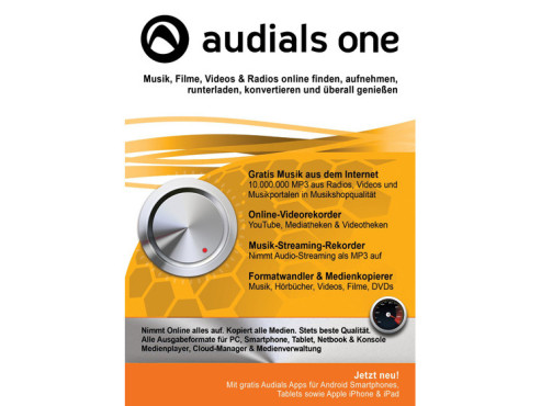 Audials One 11 ©Amazon