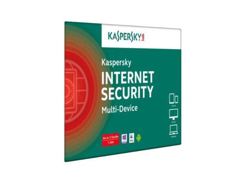 Kaspersky Internet Security 2014 (3 User) (1 Jahr) (Win) (DE) ©Amazon