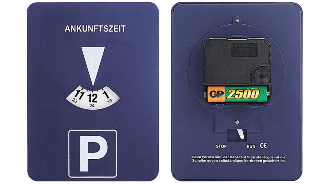 elektronische Parkuhr ©Pearl