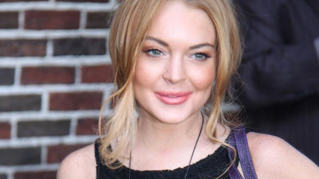 Lindsay Lohan©dpa