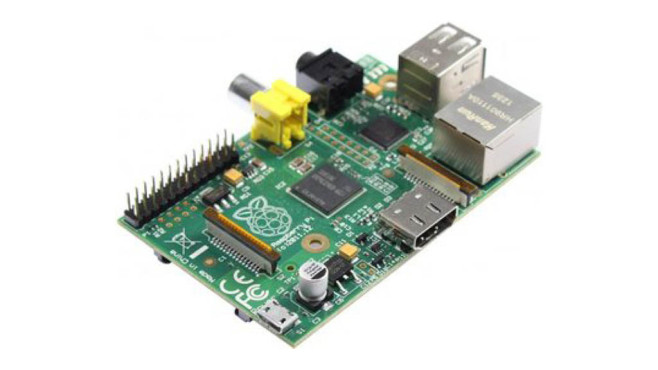 Raspberry Pi Modell B (Version 2.0) © Raspberry Pi Foundation