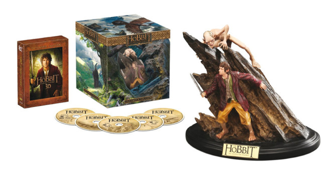 Der Hobbit - Eine unerwartete Reise (Extended Edition 3D/2D Sammleredition) ©Amazon