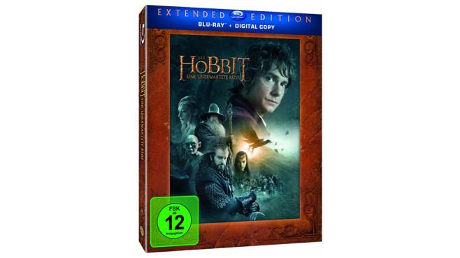 Der Hobbit: Eine unerwartete Reise - Extended Edition (Blu-ray) ©Amazon