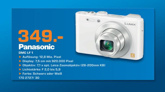 Panasonic Lumix DMC-LF1 ©Saturn