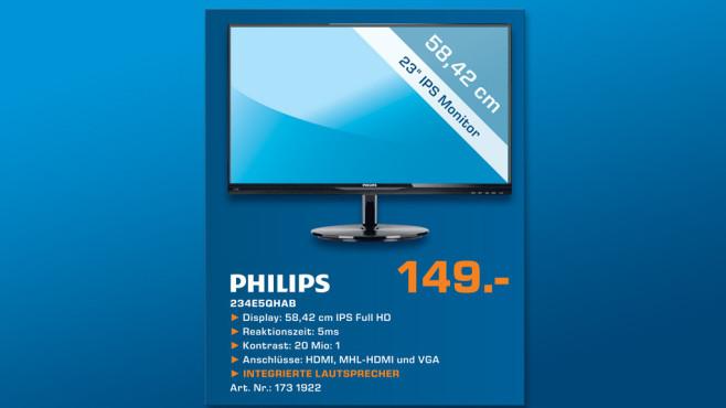 Philips 234E5QHAB ©Saturn