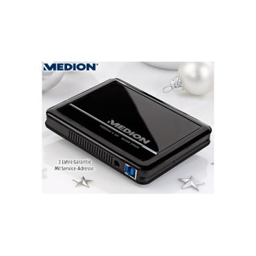Externe Festplatte: Medion P82733, erhältlich bei Aldi Süd ©Aldi Süd