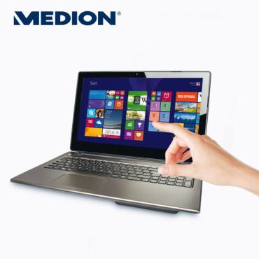 Notebook: Medion Akoya E6240T (MD 99290), erhältlich bei Aldi Nord und Aldi Süd ©Aldi Nord