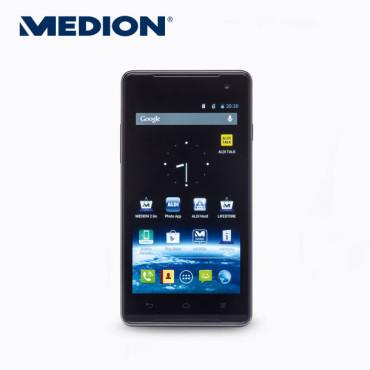 Smartphone: Medion Life P4501 (MD 98428), erhältlich bei Aldi Nord ©Aldi Nord