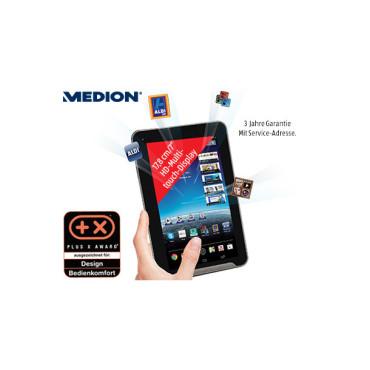 Tablet: Medion Lifetab E7312 (MD 98488), erhältlich bei Aldi Süd ©Aldi Süd