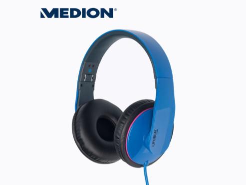 Kopfhörer: Medion Life P69066 (MD 84091), erhältlich bei Aldi Nord ©Aldi Nord