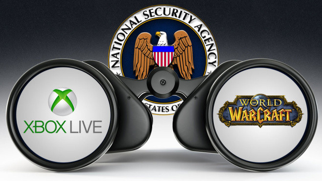 NSA, Xbox Live, World of Warcraft © computerbild.de