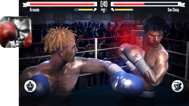 Real Boxing © Vivid Games