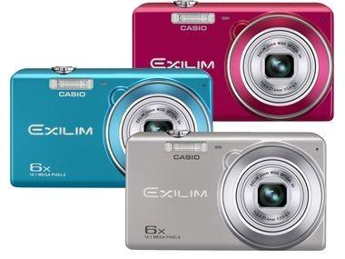 Casio Digitalkamera Exilim EX-ZS20 ©Lidl