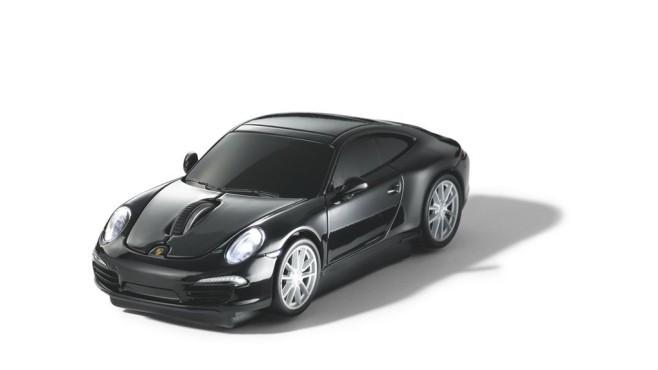 USB-Maus im Porsche-Design ©Tchibo