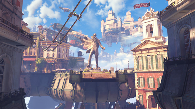 Actionspiel Bioshock – Infinite © 2K Games