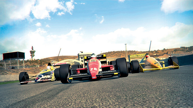 Rennspield F1 2013 © Codemasters