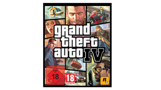 Grand Theft Auto IV (PC) © Amazon