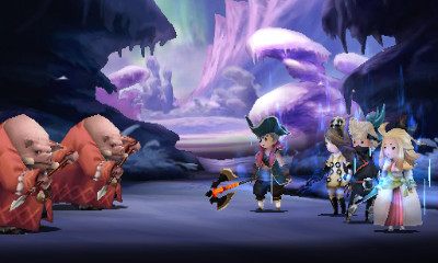 Bravely Default © Square Enix