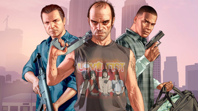 GTA 5: Singleplayer-DLC © Rockstar Games