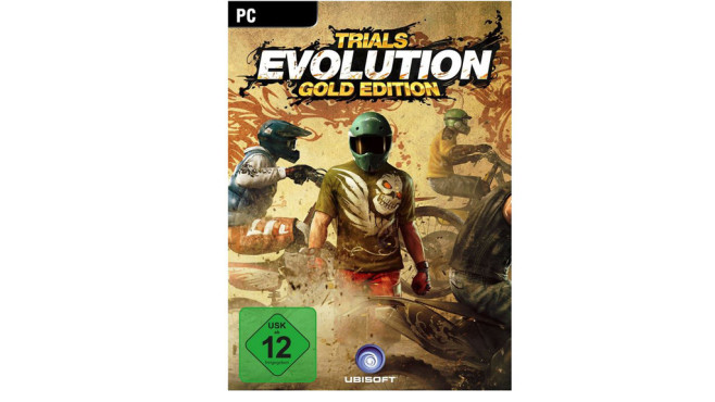 Trials Evolution - Gold Edition (PC) © Amazon
