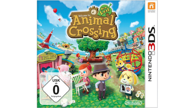 Animal Crossing: New Leaf für Nintendo 3DS © Amazon