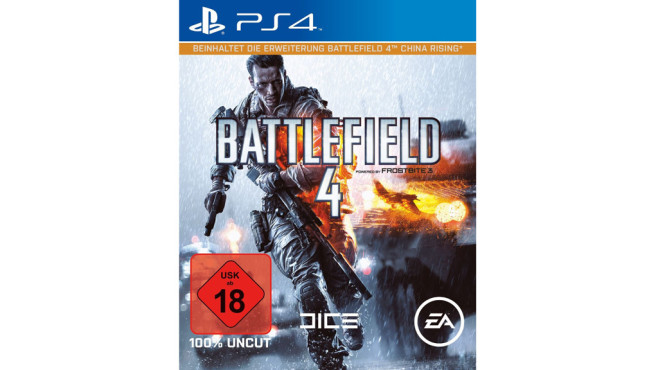 Battlefield 4 für Playstation 4 © Amazon