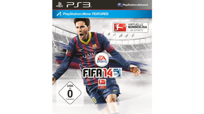 FIFA 14 für Playstation 3 © Amazon
