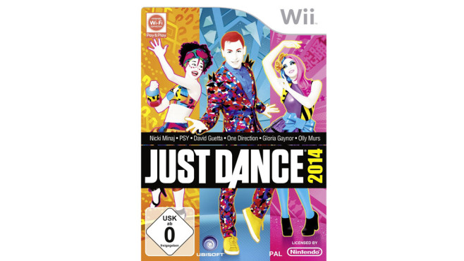 Just Dance 2014 für Nintendo Wii) © Amazon