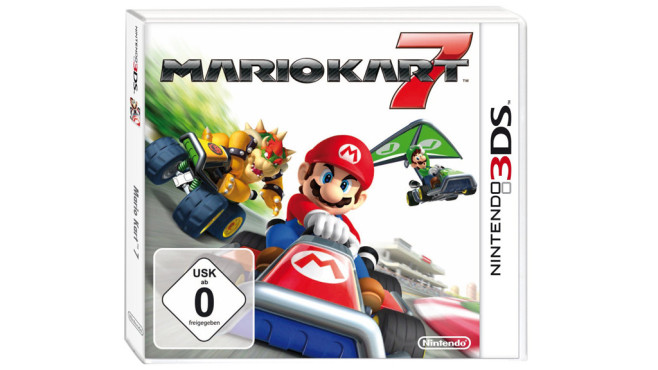 Mario Kart 7 für Nintendo 3DS © Amazon