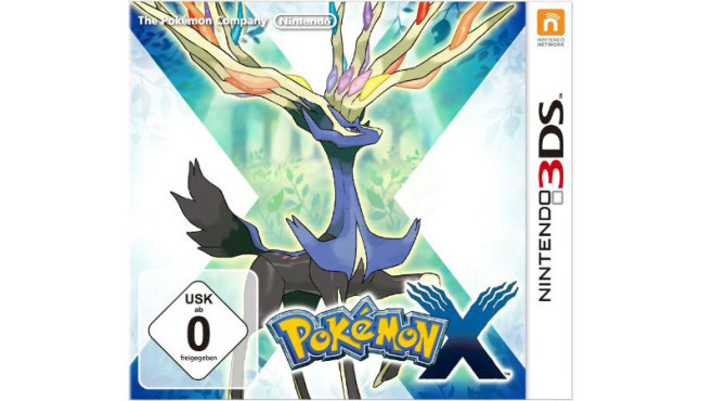 Pokémon X für Nintendo 3DS © Amazon