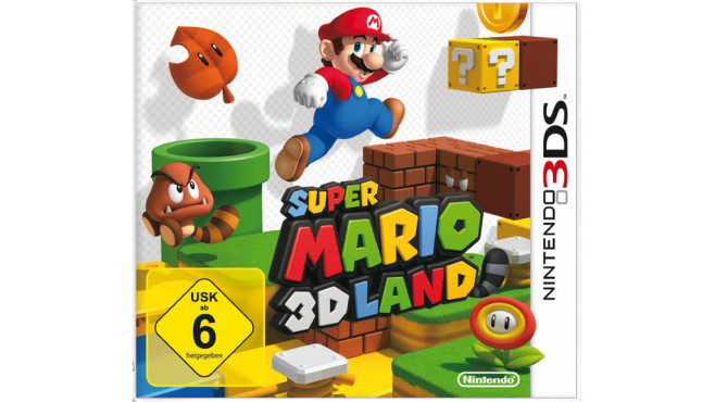 Super Mario 3D Land für Nintendo 3DS © Amazon