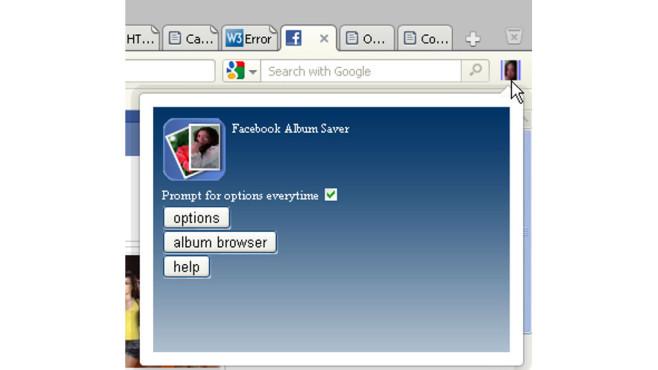 Fluschipranie (Browser-Erweiterung) ©Fluschipranie