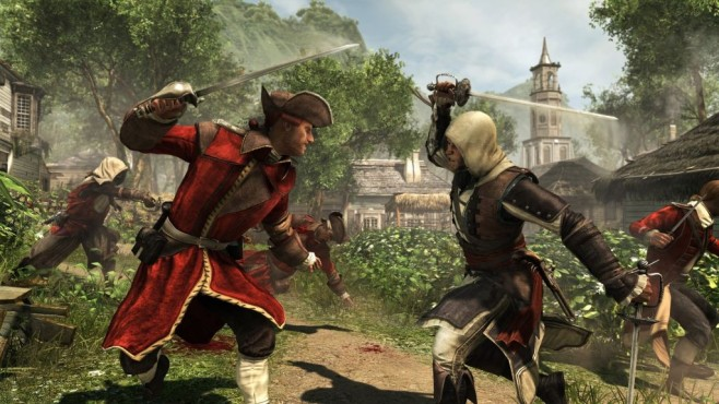 Assassin's Creed 4 – Black Flag © Ubisoft
