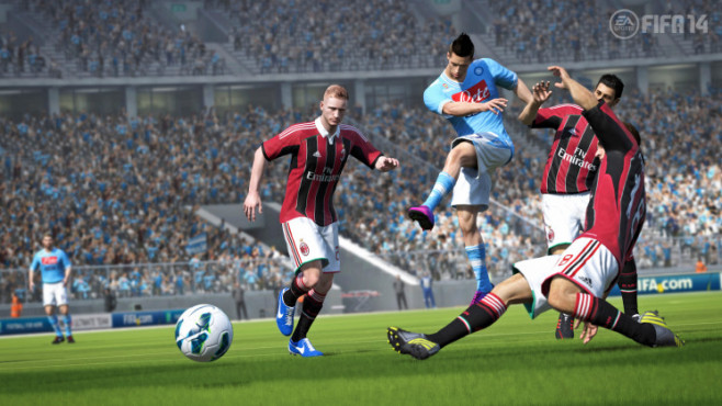 Fifa 14 (PC) © Electronic Arts
