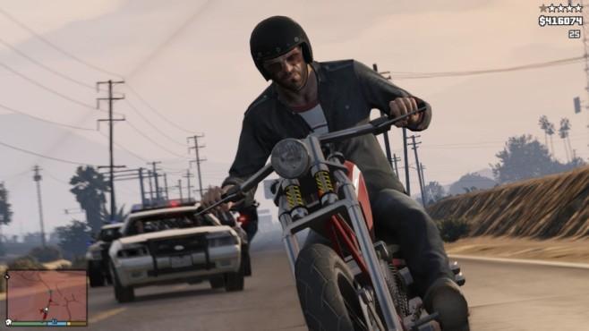Grand Theft Auto 5 (Xbox 360) ©Rockstar Games
