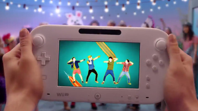 Just Dance 2014 (Wii) © Ubisoft, Screenshot vom offiziellen Trailer